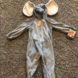 Brand new with tags 24 months elephant costume